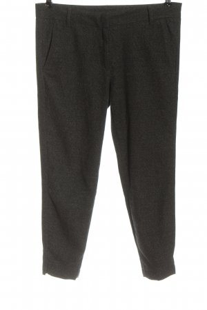Review 7/8 Length Trousers light grey flecked casual look