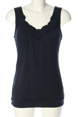Review Basic Top schwarz Casual-Look