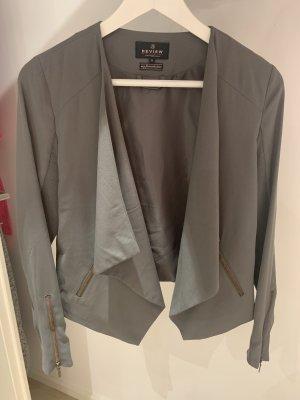 Review Blazer dunkelgrün khaki