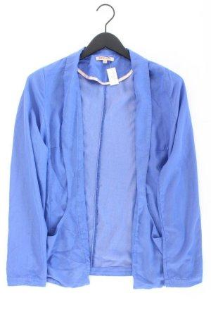 Review Blazer blauw-neon blauw-donkerblauw-azuur Viscose