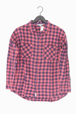 Review Bluse Größe M rot aus Baumwolle