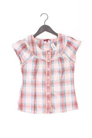 Review Bluse Größe S plaid mehrfarbig aus Baumwolle