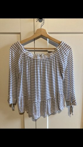 Review bluse offshoulder