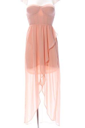 Review Bustierkleid nude Elegant