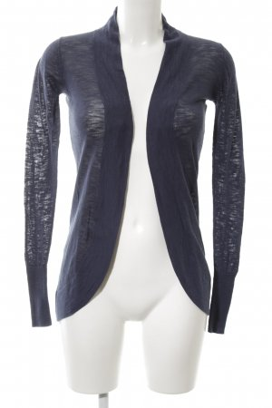 Review Cardigan blau Casual-Look
