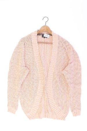 Review Cardigan pink Größe L