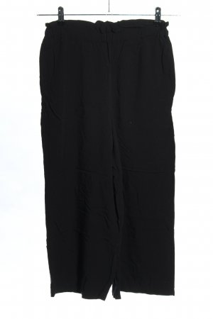 Review Culottes black casual look