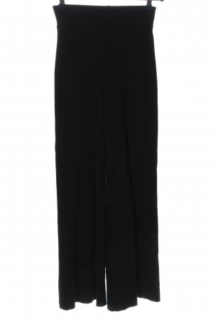 Review Culottes schwarz Casual-Look