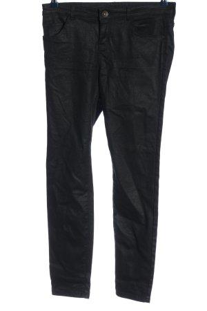Review Pantalone cinque tasche nero stile casual