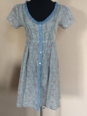 Review Empire Dress multicolored cotton
