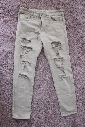• Review Hose im Used-Look