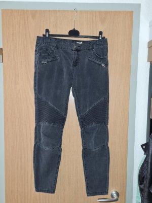 Review Jeans stretch noir