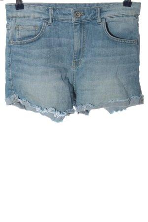 Review Hot Pants blau Casual-Look