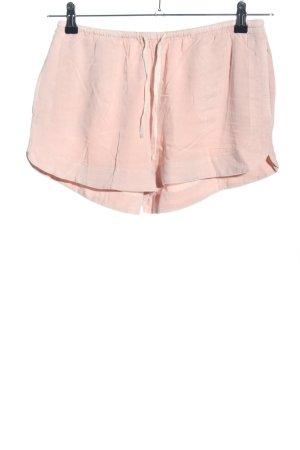 Review Hot pants rosa elegante