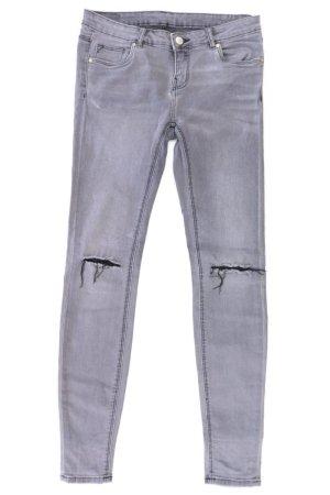 Review Jeans Größe 38 grau