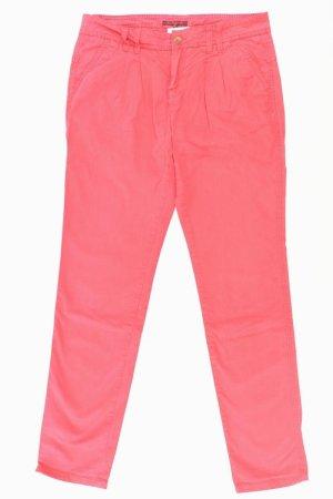 Review Jeans Größe M rot aus Baumwolle