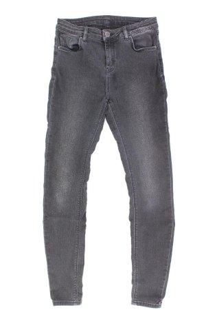 Review Jeans Größe W28 grau aus Baumwolle