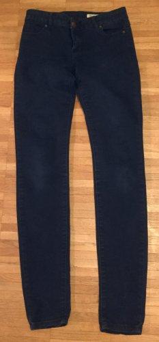 Review-Jeans Minnie-Skinny dunkelblau