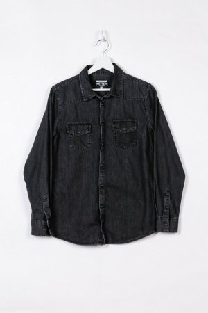 Review Camisa vaquera negro Denim