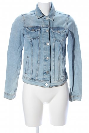 Review Jeansjacke blau Casual-Look