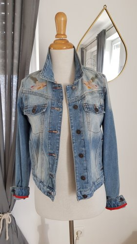 Review Jeansjacke Gr.xs