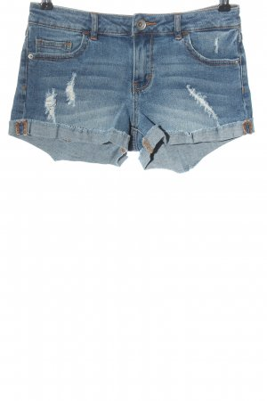 Review Jeansshorts blau Casual-Look
