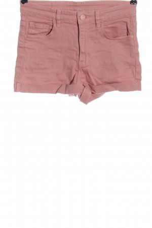 Review Jeansshorts pink Casual-Look