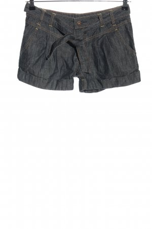 Review Jeansshorts hellgrau Casual-Look