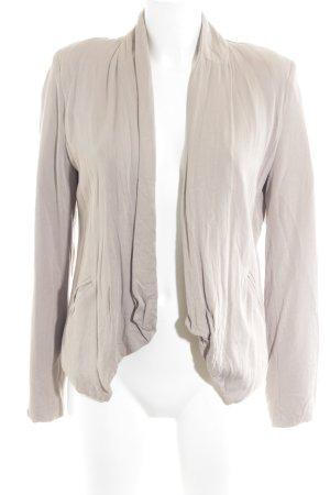 Review Jerseyblazer beige Casual-Look