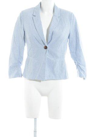 Review Jerseyblazer himmelblau Elegant