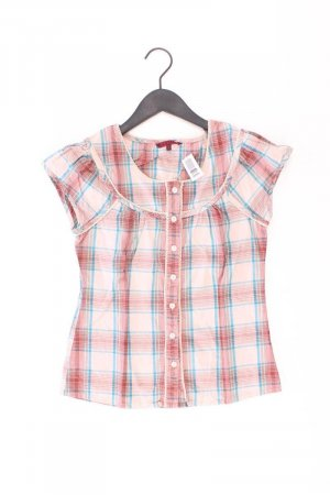 Review Checked Blouse multicolored cotton