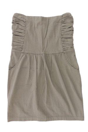 Review Kleid grün Größe L