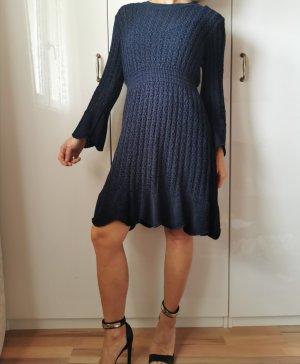 Review knit kleid strick häckel gr M feallt aber kleiner aus eher eine s