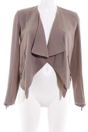 Review Kurz-Blazer beige Casual-Look