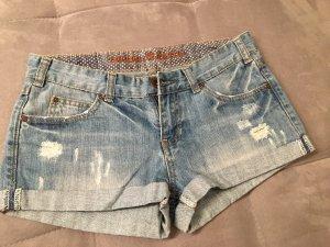 Review kurze Jeans Short