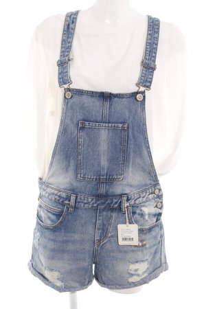 Review Dungarees blue party style
