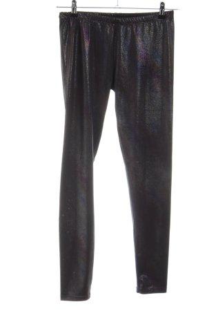 Review Leggings schwarz Farbverlauf extravaganter Stil