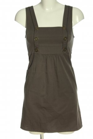 Review Minikleid khaki Casual-Look