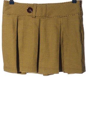 Review Miniskirt primrose allover print classic style