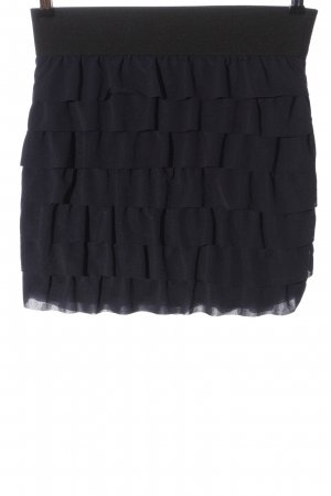 Review Miniskirt black casual look