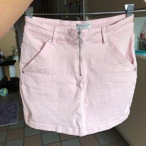 Review Miniskirt light pink
