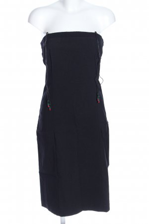 Review Halter Dress black