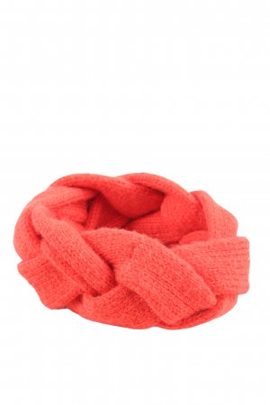 Review Earmuff red casual look