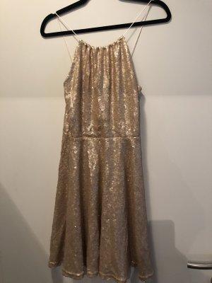 Review Pailletten Kleid