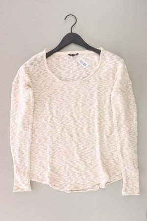 Review Pullover Größe L creme