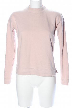 Review Rundhalspullover pink Casual-Look