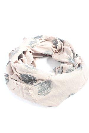 Review Caperuza blanco puro-gris claro estampado con diseño abstracto