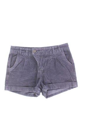Review Shorts blue-neon blue-dark blue-azure cotton