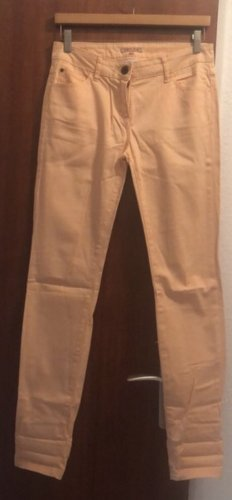 Review skinny Hose apricot sommer