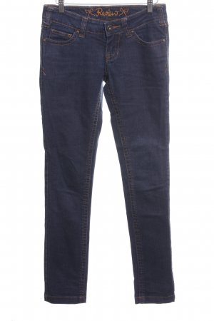 Review Skinny Jeans blau Casual-Look